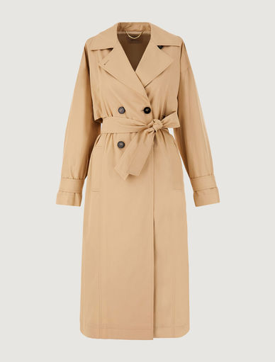 Trench en satin Marella