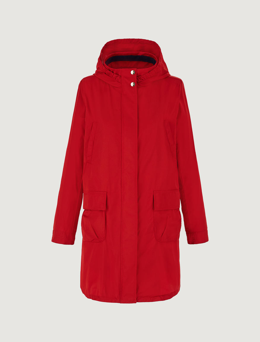Hooded parka Marella