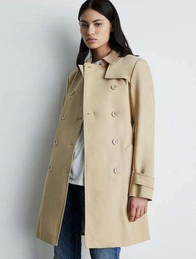 Short trench coat Marella