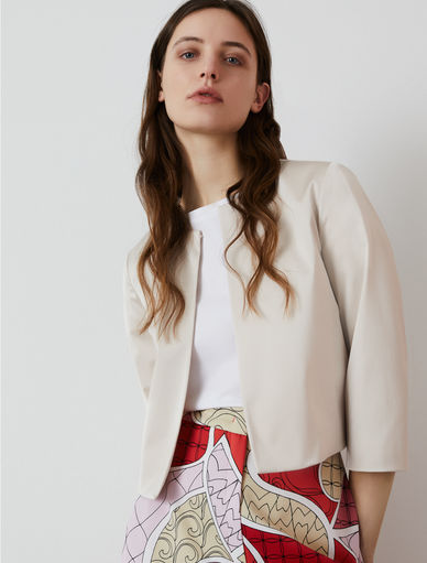 Satin jacket Marella