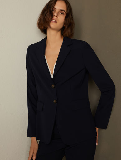 Single-breasted blazer ART.365 Marella