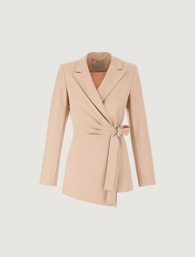 Blazer with bow Marella