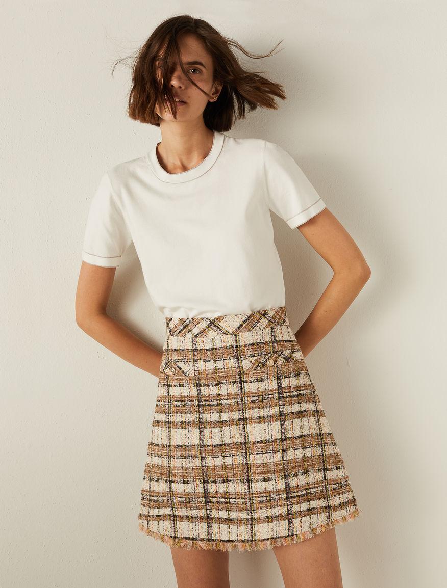 Basket-weave skirt Marella