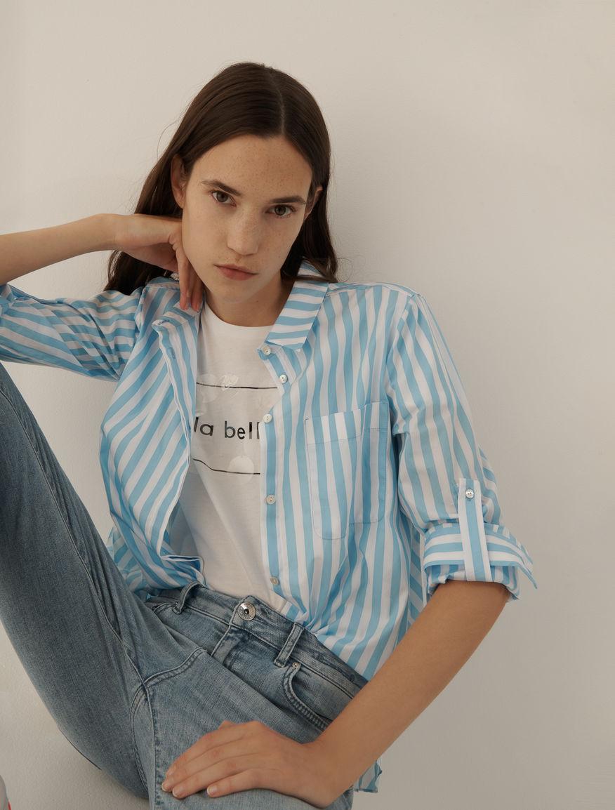 Poplin shirt Marella