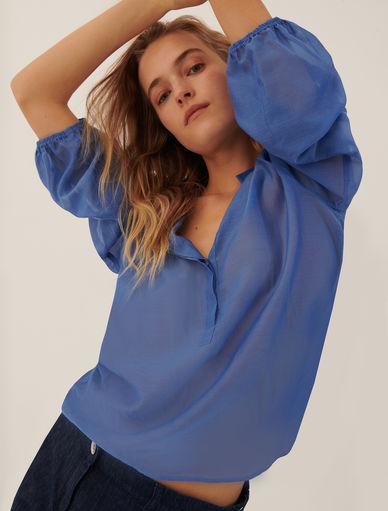 Muslin blouse Marella