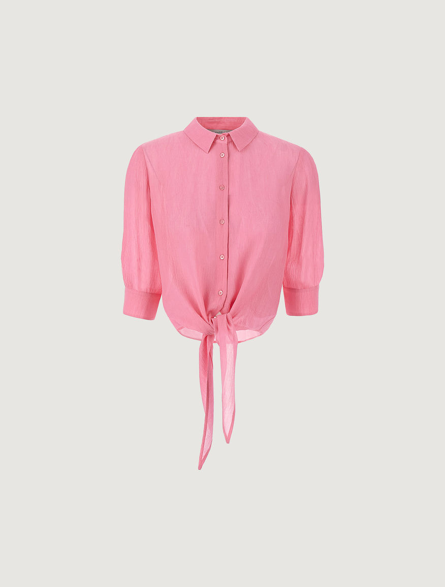 Knotted shirt Marella