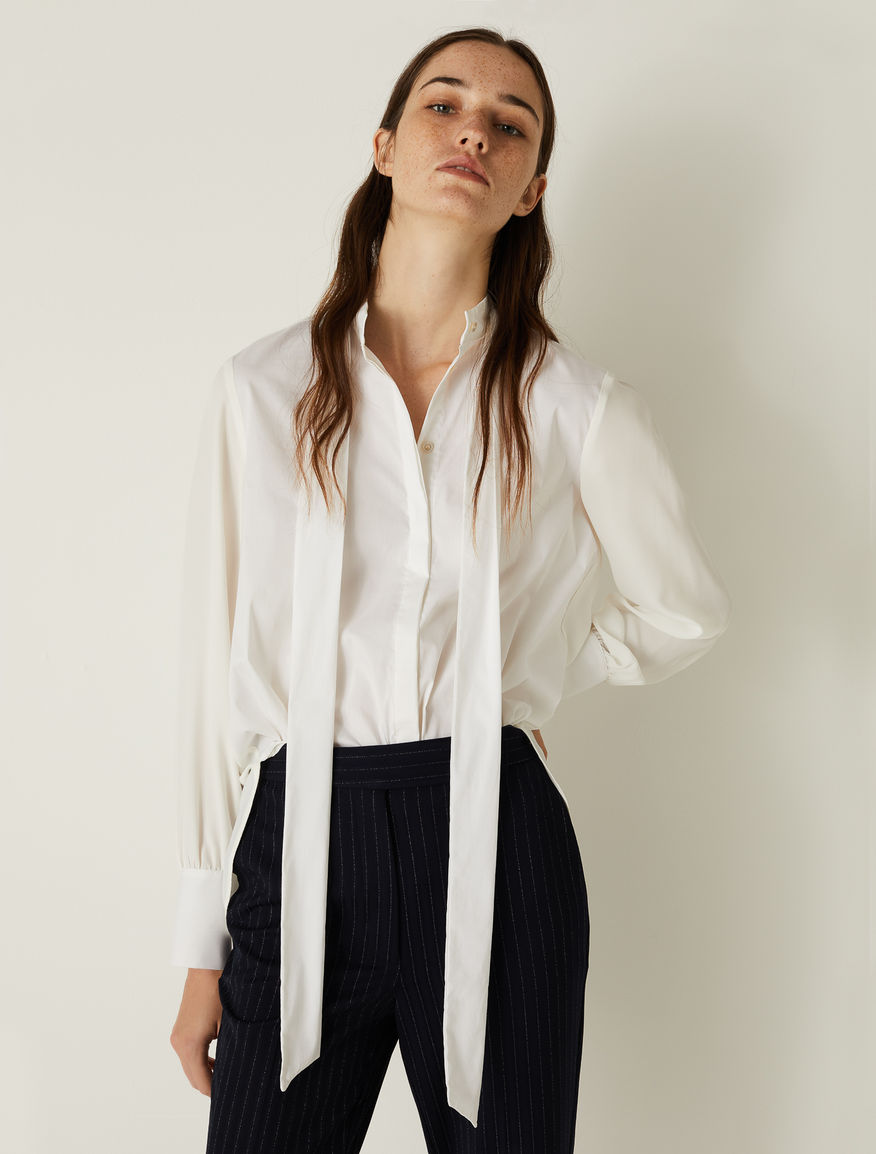Shirt with bow Marella