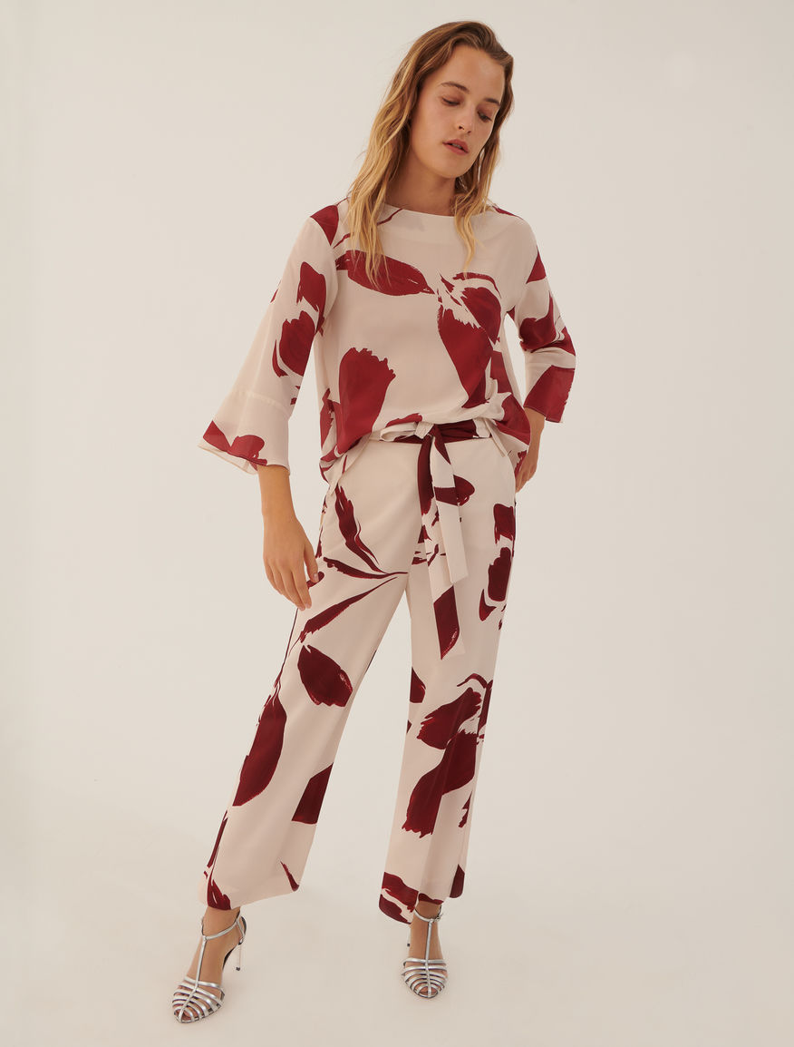 Silk blouse Marella