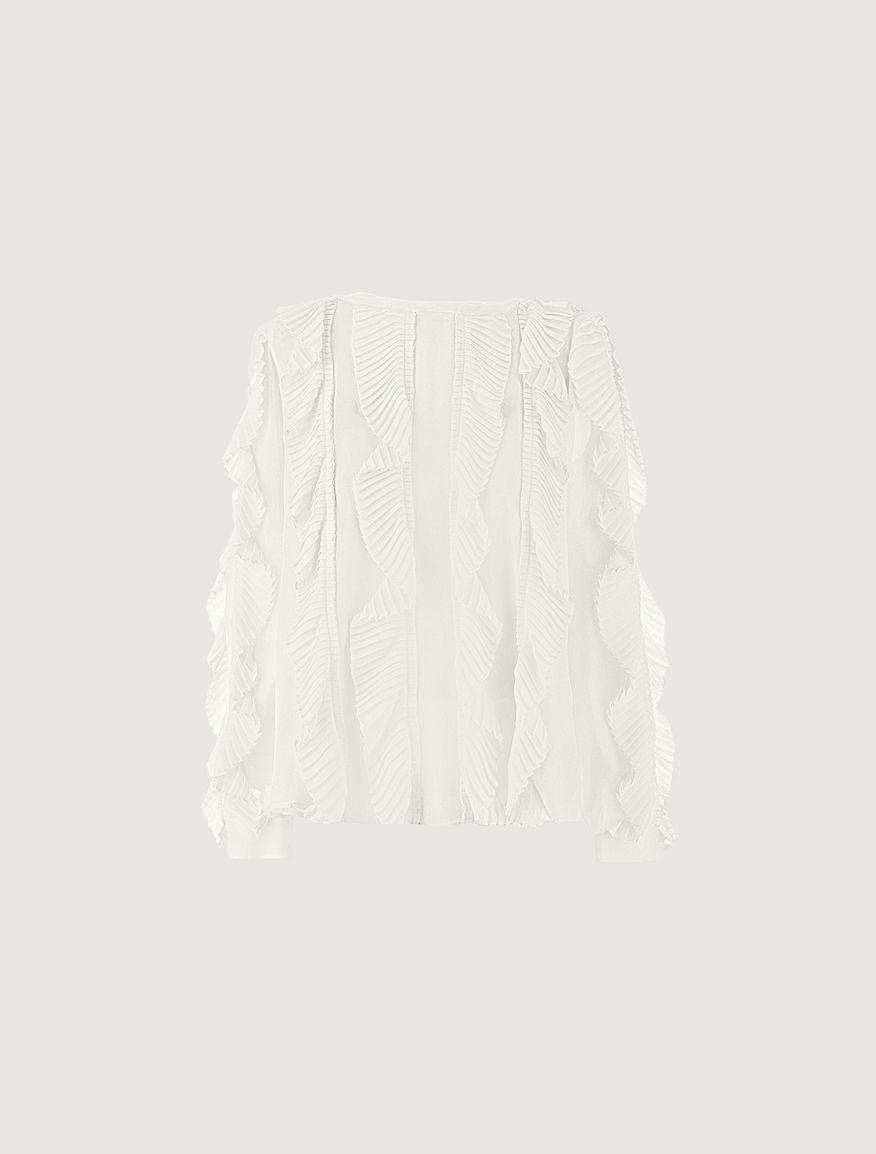 Ruffle blouse Marella