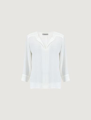 Crepe blouse Marella