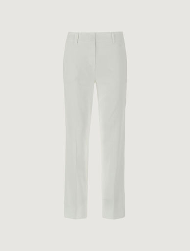 Cigarette trousers MONOCHROME Marella