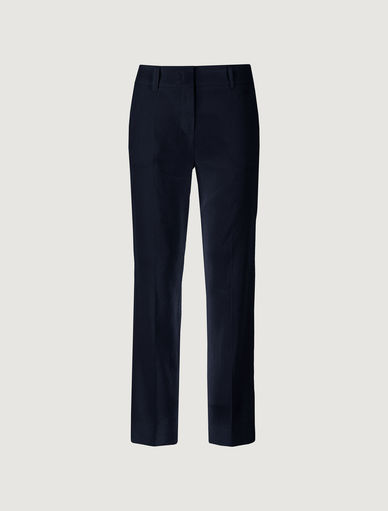 Cigarette trousers MONOCHROME Marella