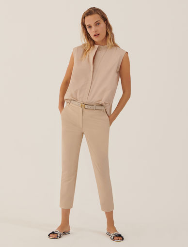 Slim trousers MONOCHROME Marella