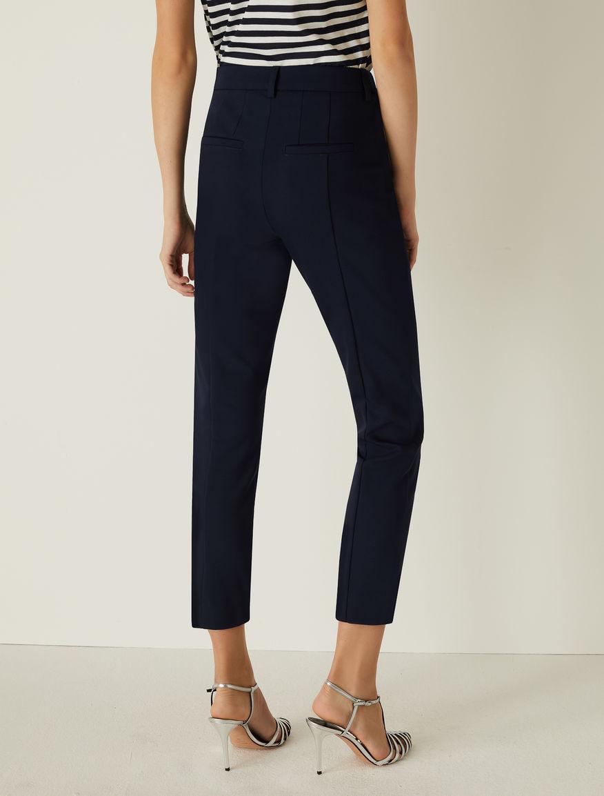 Pantaloni slim Marella