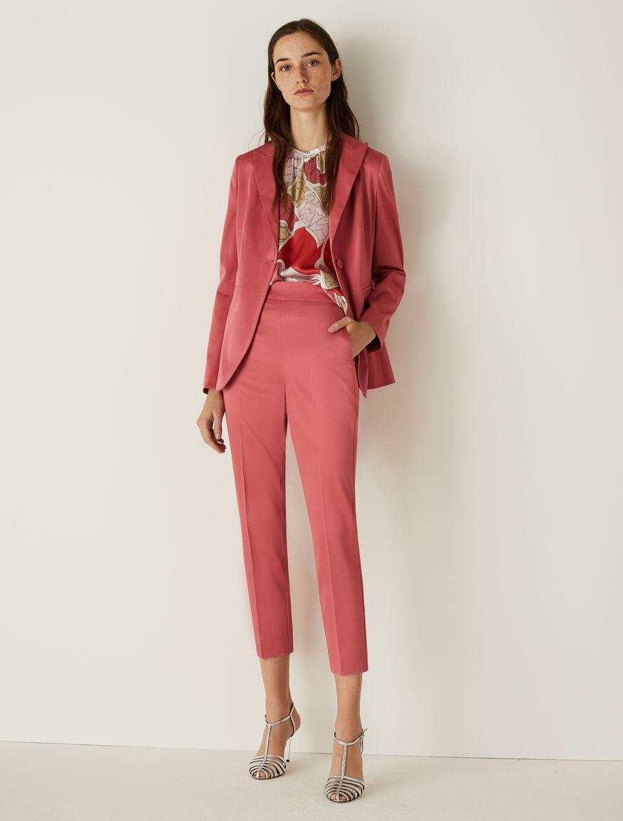 Slim trousers Marella