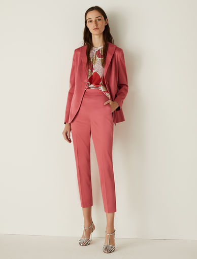 Slim trousers Marella