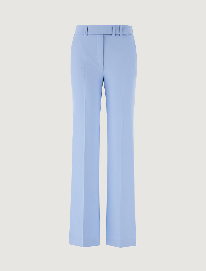 Canvas trousers Marella