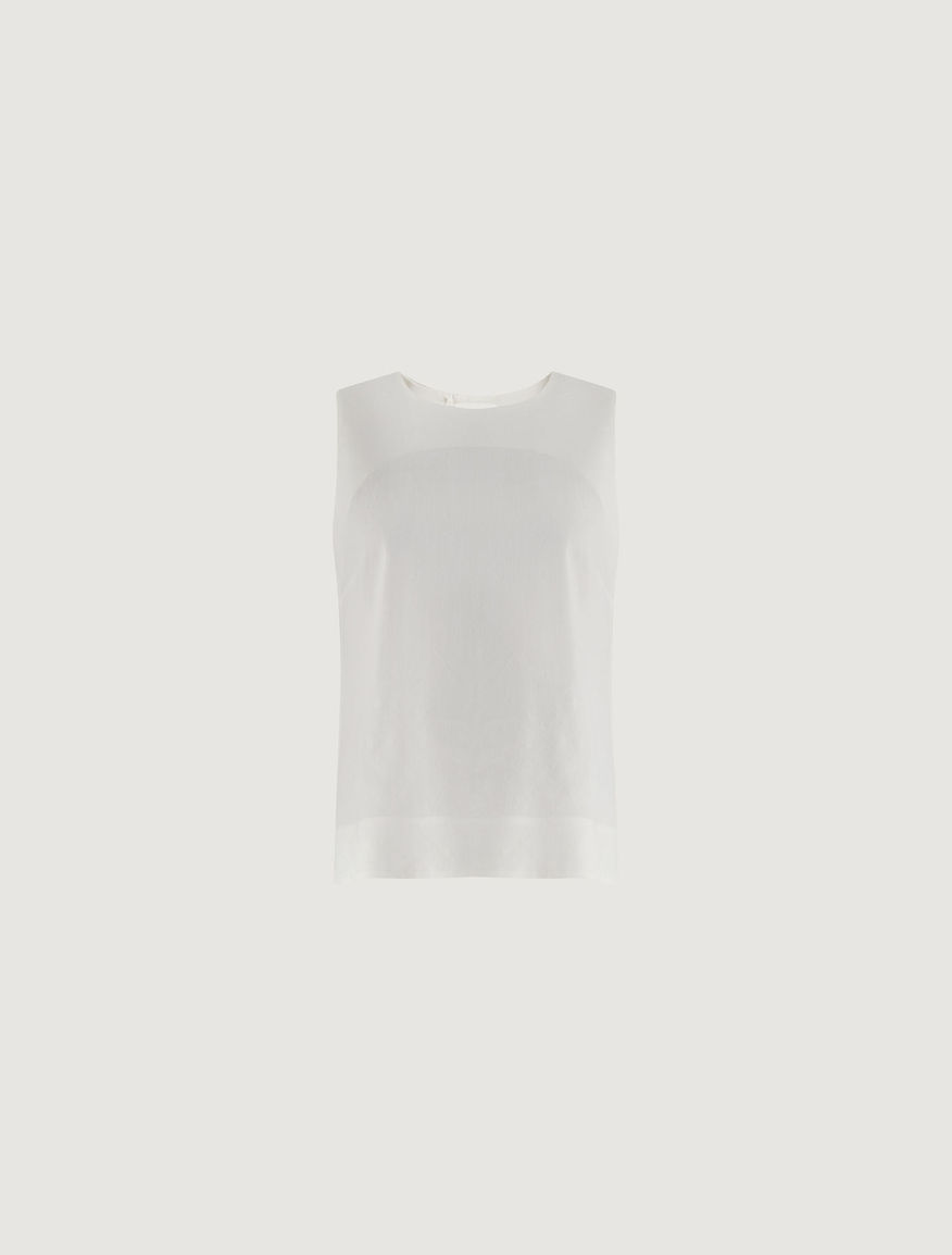 Sleeveless top MONOCHROME Marella