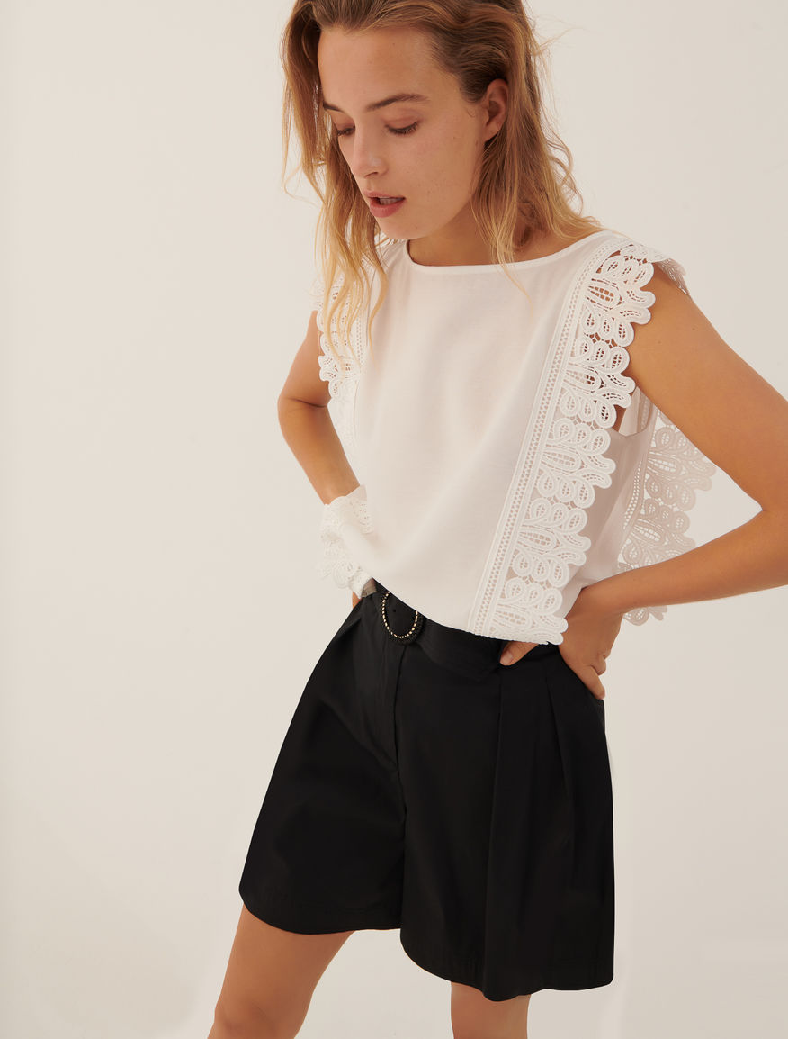 Lace top Marella