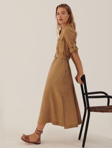 Vestido camisero Marella