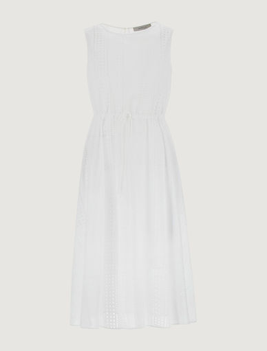 St. Gallen embroidery dress Marella