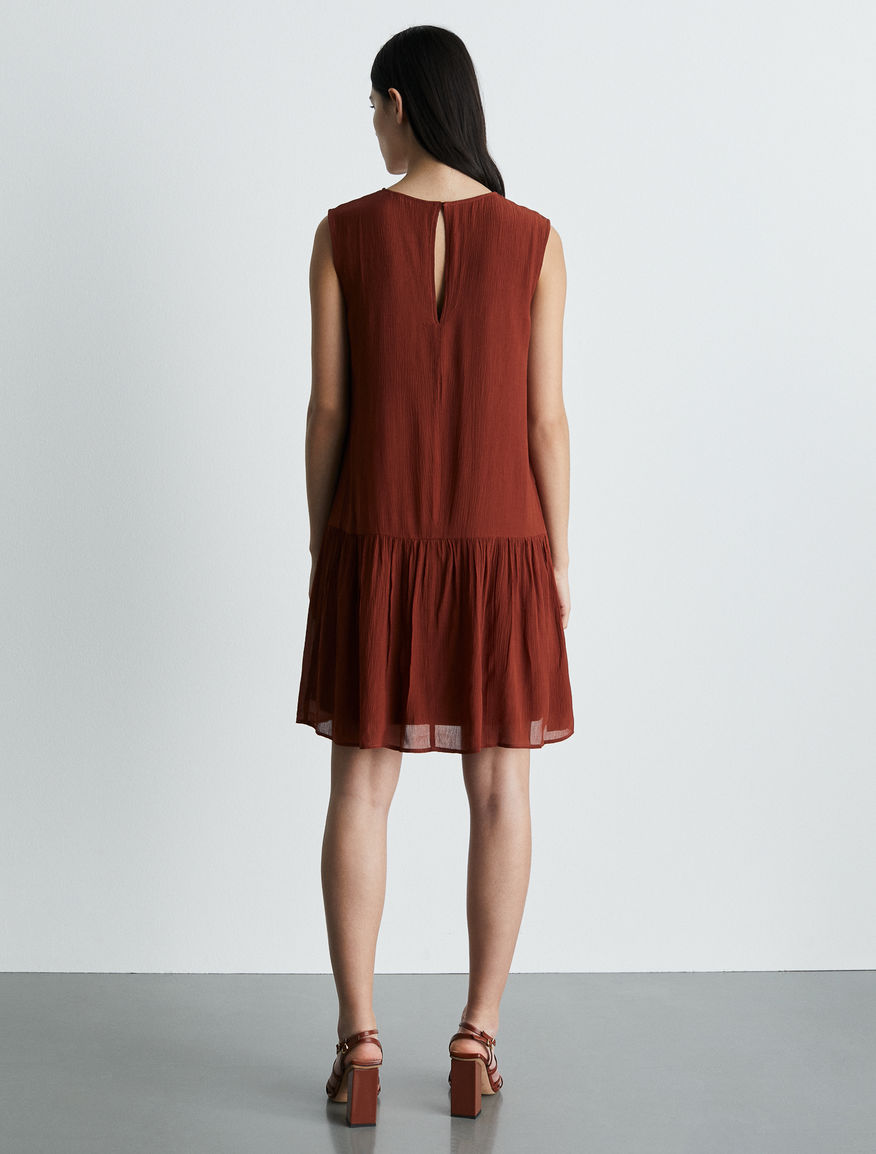 Ruffle dress Marella
