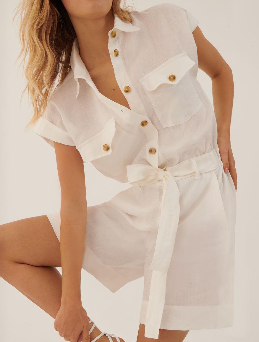 Linen jumpsuit Marella