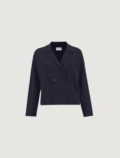 Double-breasted blazer MONOCHROME Marella