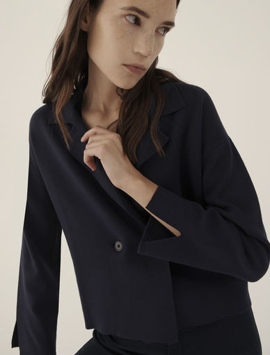 Double-breasted blazer MONOCHROME Marella