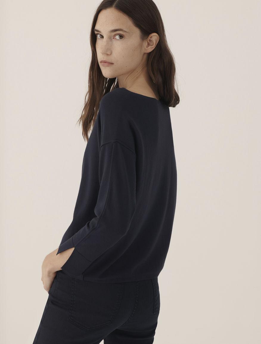 Viscose sweater MONOCHROME Marella