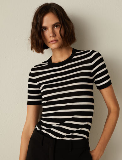 Knit T-shirt Marella