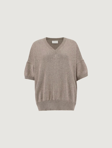 Lurex-Pullover MONOCHROME Marella
