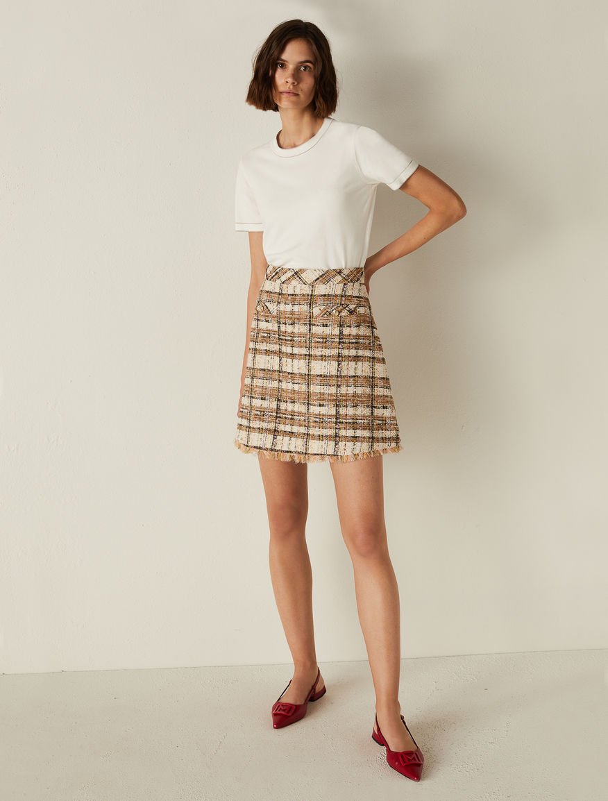 Knit T-shirt Marella