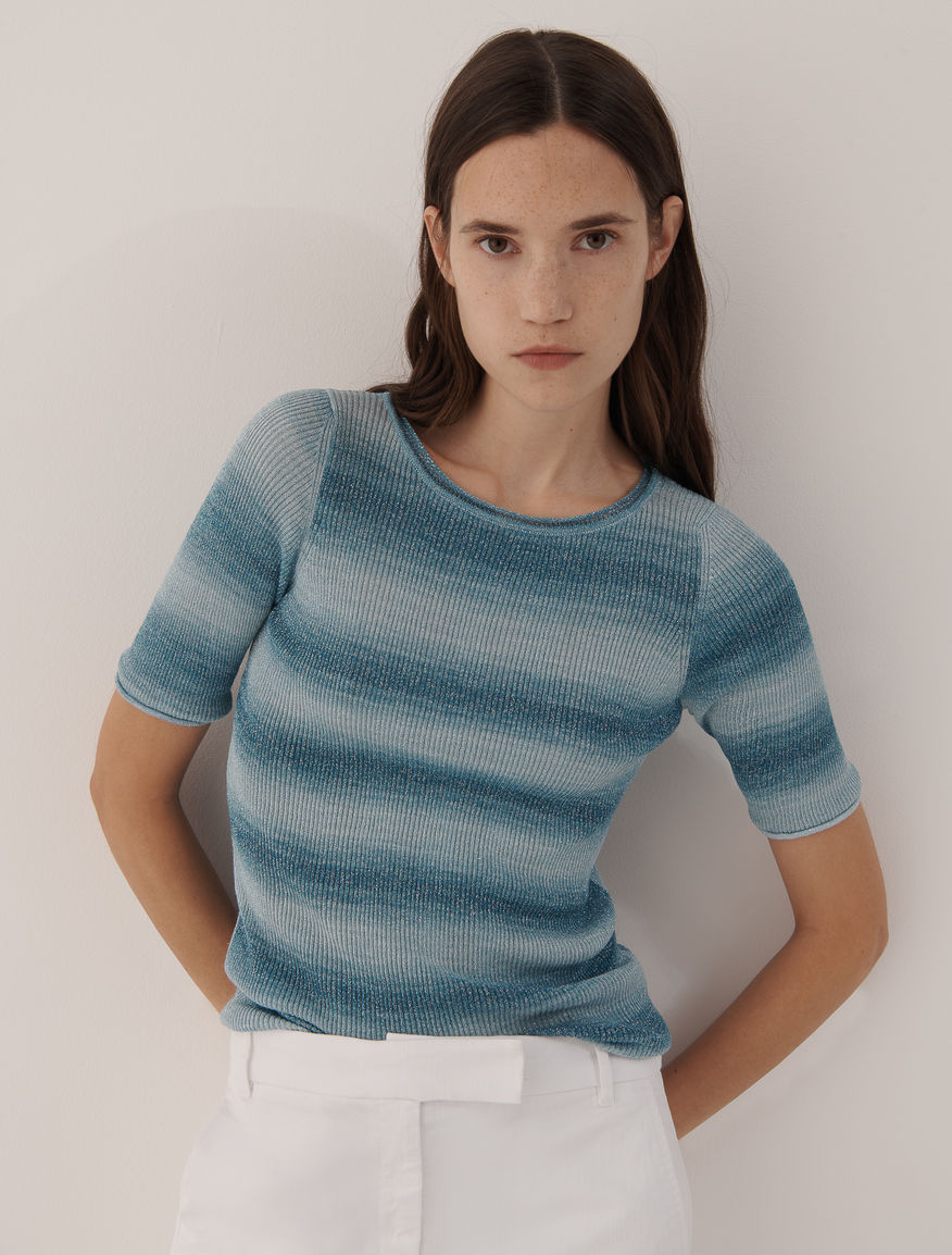 Rib-knit sweater Marella