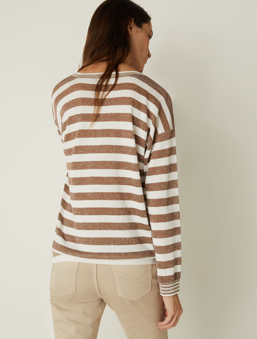 V-neck sweater Marella