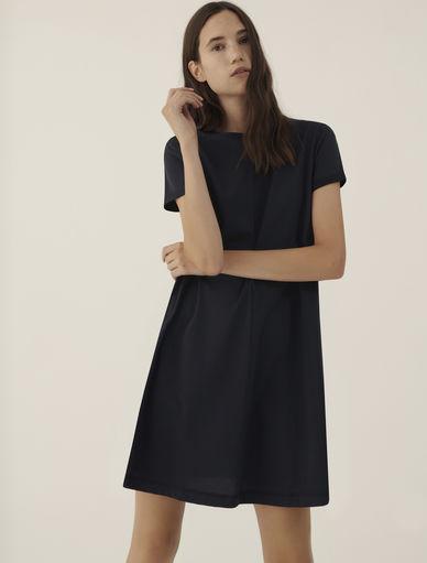Jersey dress MONOCHROME Marella