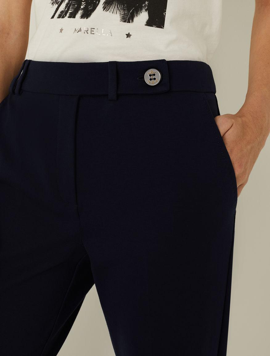 Chino trousers Marella
