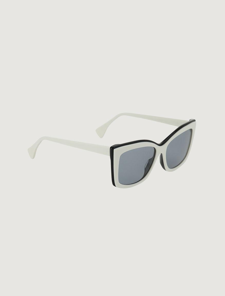 Two-tone sunglasses Marella