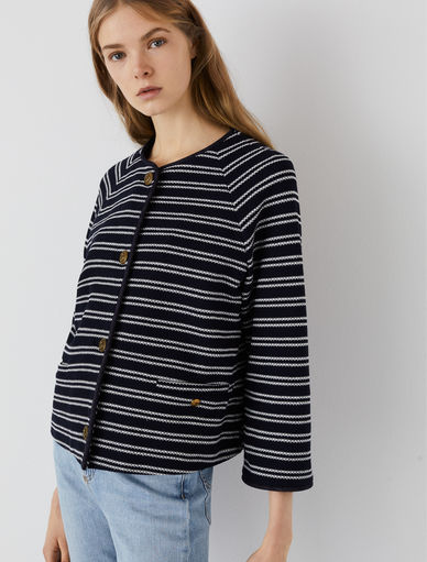 Jersey jacket Marella