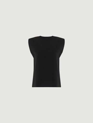 T-shirt with straps Marella