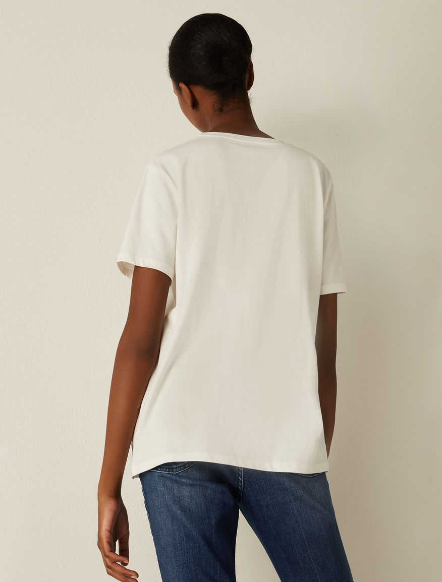 T-shirt in jersey Marella