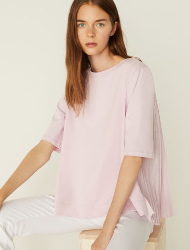 Pleated T-shirt Marella