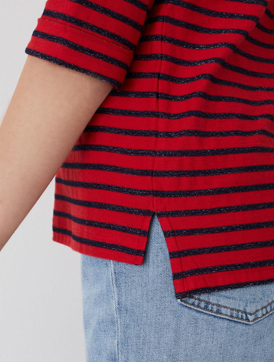 Striped T-shirt Marella