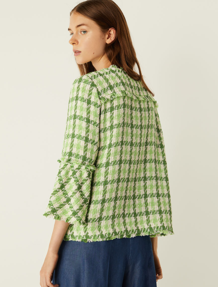 Patterned jacket Marella