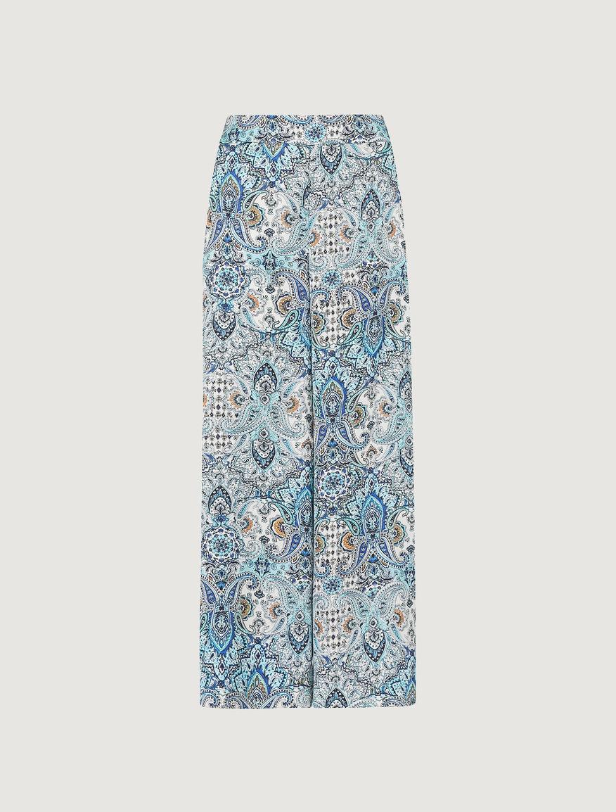 Pantalon palazzo Marella