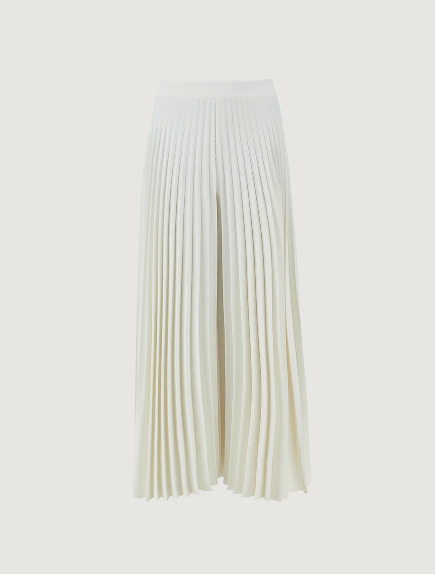 Pleated trousers Marella