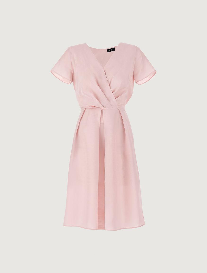 Linen-blend dress Marella