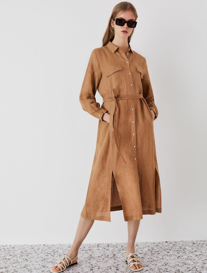 Linen dress Marella