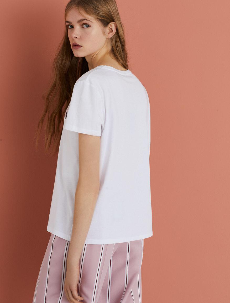 T-Shirt aus Jersey Marella