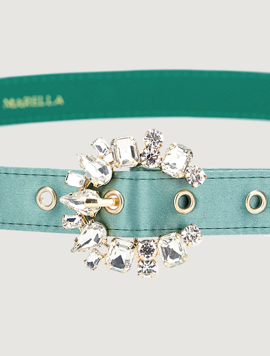 Satin belt Marella
